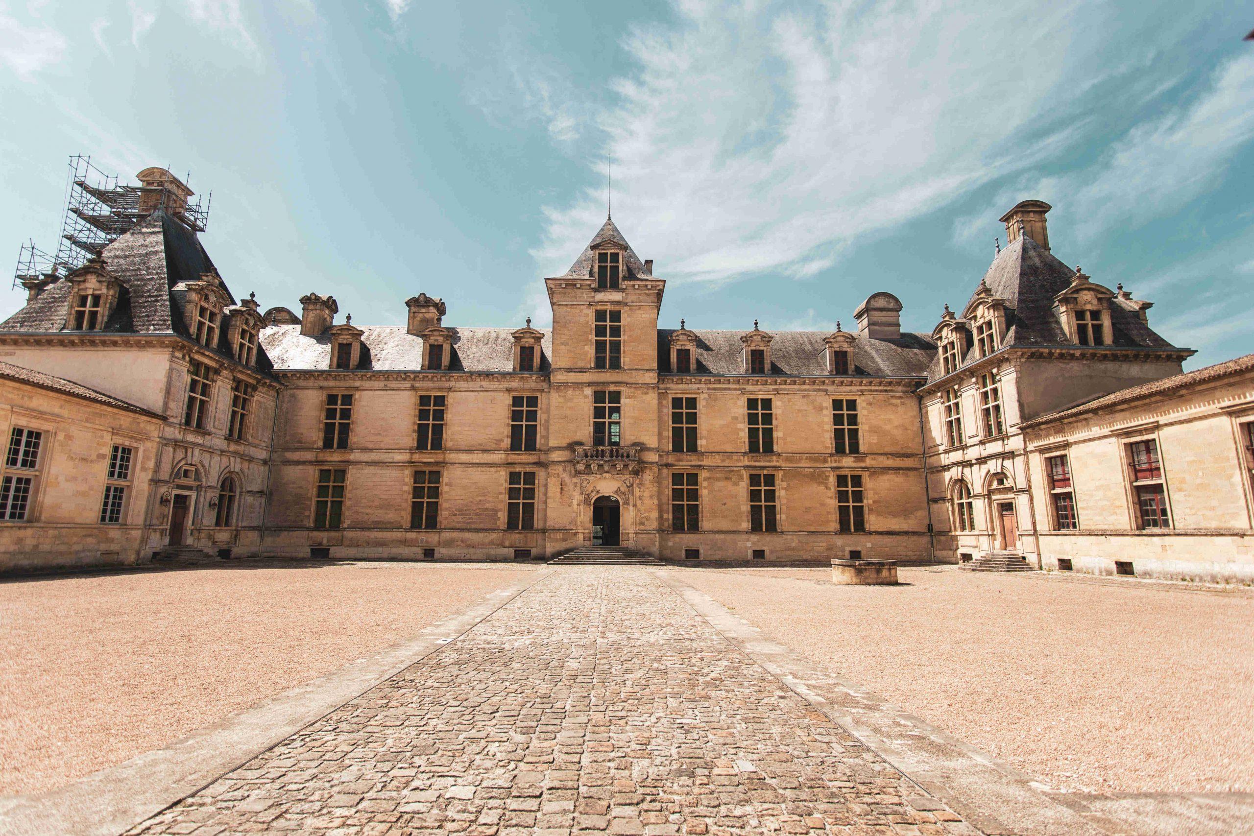 Château de Cadillac - Bordeaux Wine Trip - Pulpe