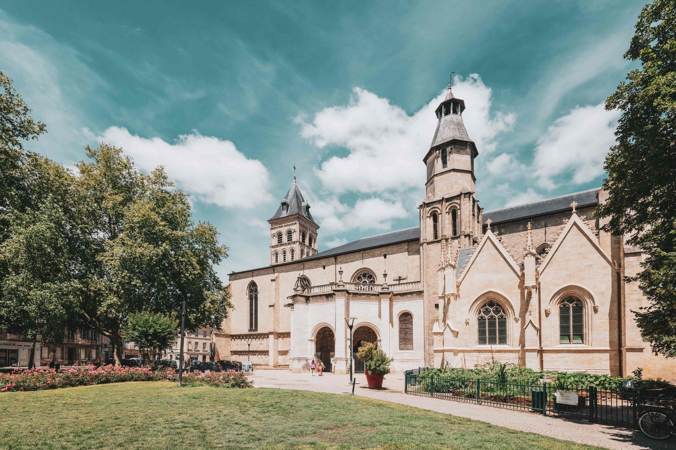 Basilique Saint-Seurin - Bordeaux Wine Trip - Pulpe